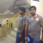 Went to ATP Chennai Open