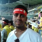 M. A. Chidambaram Stadium.