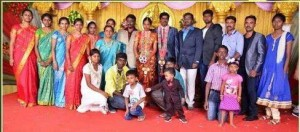 Rajesh Marriage